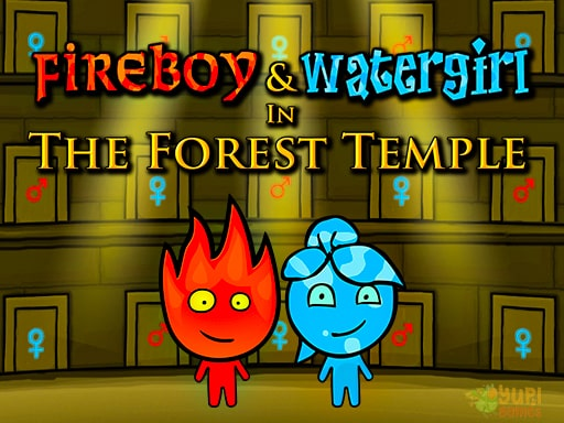 Fireboy and Watergirl 1 Forest